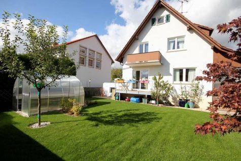 Das gepflegte und modern ausgestattete Einfamilienhaus mit dem Flair und Charme der fünfziger Jahre, 72127 Kusterdingen, Einfamilienhaus