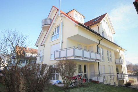 Solide gebaut und sofort verfügbar! Obergeschosswohnung mit Einbauküche und TG-Stellplatz!, 72072 Tübingen, Etagenwohnung