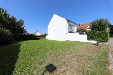 Bauplatz in gewachsenem Wohngebiet für die Errichtung einer Doppelhaushälfte, 72072 Tübingen, Wohngrundstück