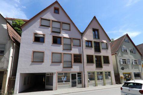 Sehr schöne 3-Zimmer-Wohnung mit TG-Stellplatz und großer Terrasse, 72401 Haigerloch, Wohnung