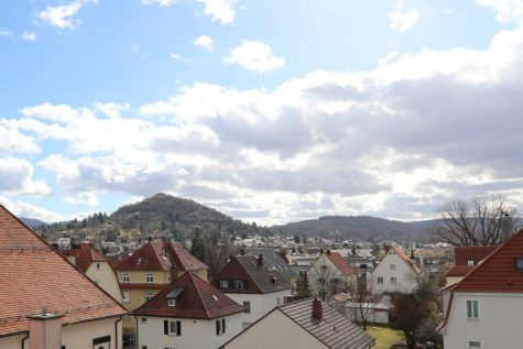 2,5-Zimmer-Wohnung mit Dachterrasse und traumhaft schöner Aussicht, 72764 Reutlingen, Wohnung