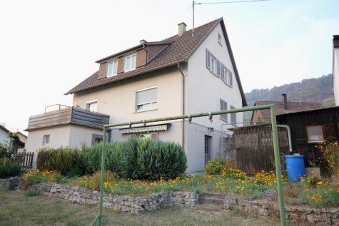 Einfamilienhaus mit dem Flair und Charme der fünfziger Jahre in schöner Wohn- und Aussichtslage, 72070  Tübingen, Einfamilienhaus