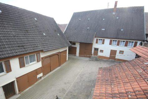 Bauernhausensemble für Individualisten, Selbermacher, Bauträger, Hobbybastler und Großfamilien!, 72108 Rottenburg-Frommenhausen, Bauernhaus