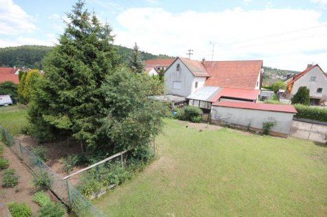 …das ältere Wohnhaus mit Garage und Nebengebäudestruktur für Selbermacher und Hobbybastler!, 72393 Burladingen-Gauselfingen, Einfamilienhaus